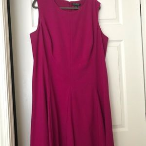 Dress - fully lined